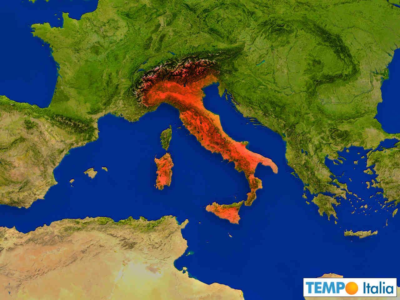 Anomalie climatiche si potrebbero manifestare, specie da metà novembre.