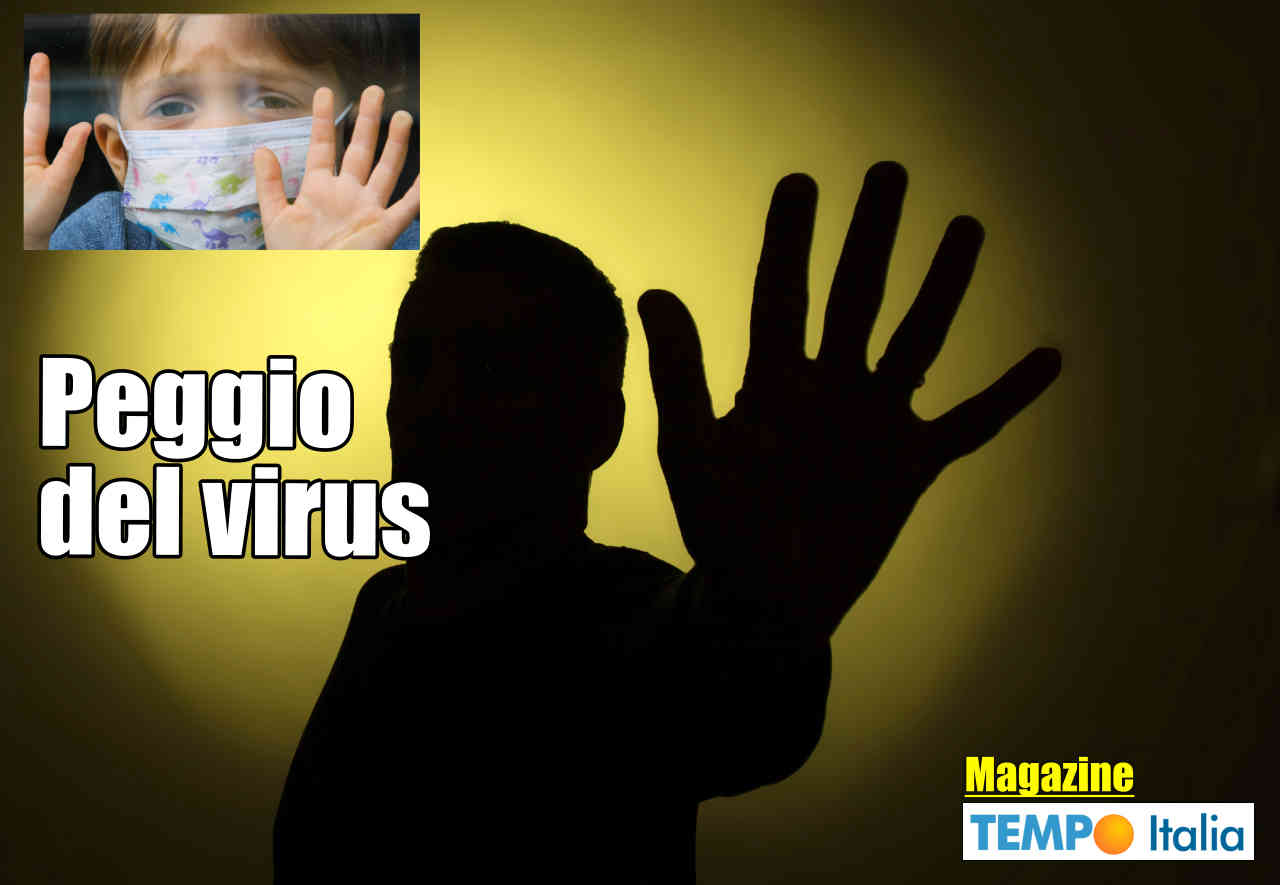 I negazionisti rischiano di esser peggio del virus.