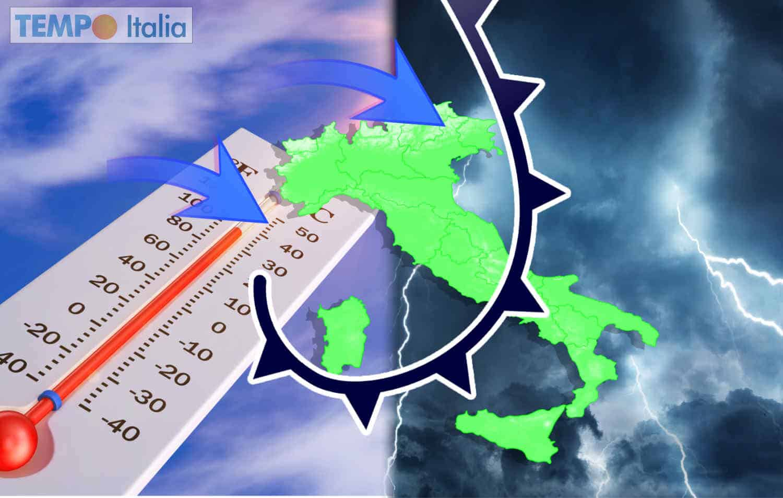 meteo aeronautica militare italiana