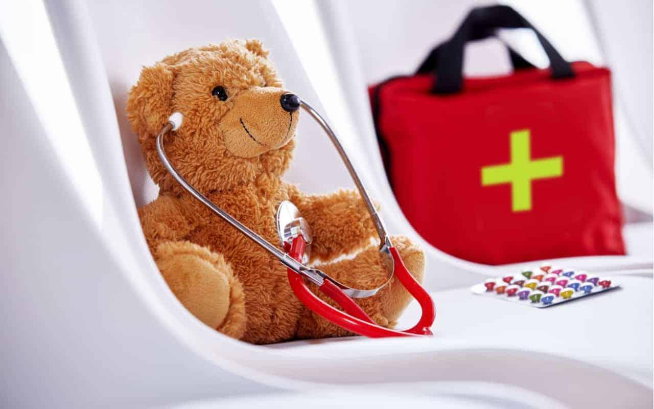 pediatria e terapia