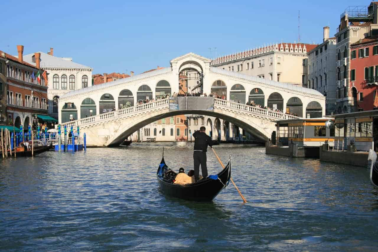 Il meteo su Venezia