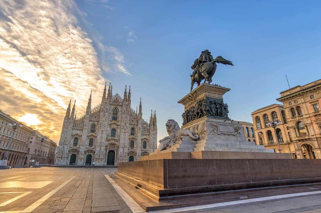Il meteo su Milano